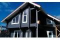 Правильная покраска деревянного дома